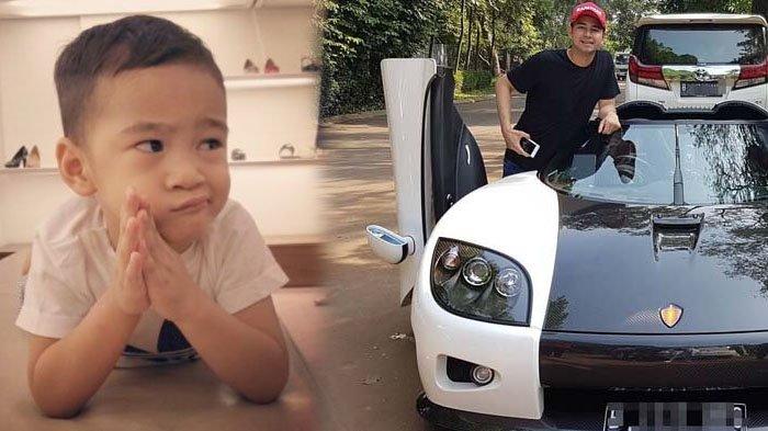 Kaya Sejak Lahir, Rafathar Minta Diantar ke Sekolah Pakai Mobil Lamborghini