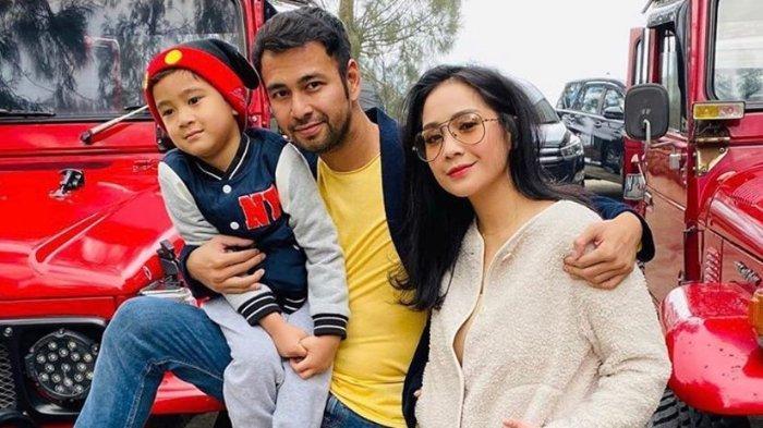 Rafathar, Raffi Ahmad, dan Nagita Slavina