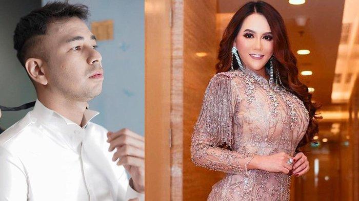 Raffi Ahmad bantah pernah lamar Nita Thalia jadi istri keduanya