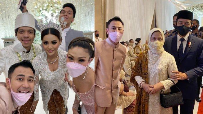 Bertemu Jokowi dan Iriana di Pernikahan Atta-Aurel, Raffi Ahmad Ucap Syukur & Sampaikan Doa Ini