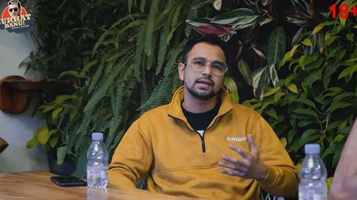 Raffi Ahmad ceritakan kejadian lucu saat penangkapannya oleh BNN 8 tahun silam