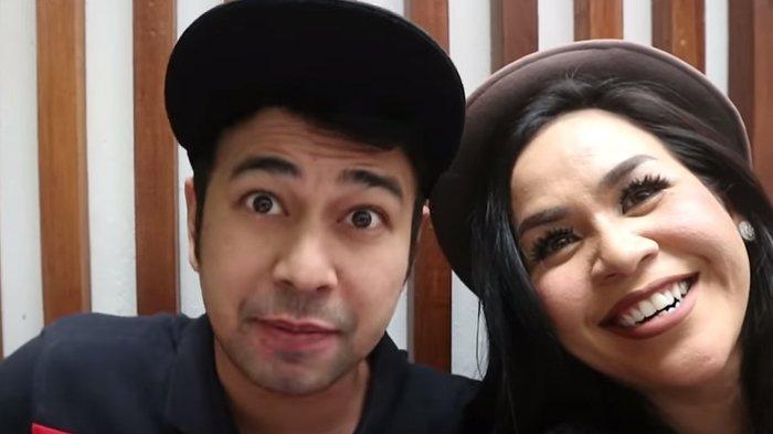Raffi Ahmad dan Melaney Ricardo