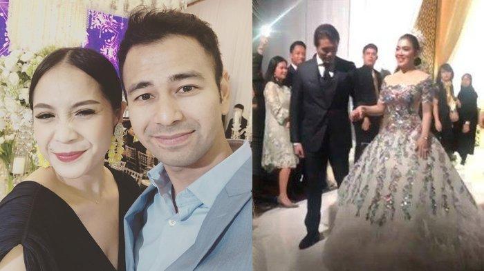 Saksikan Syahrini & Reino Masuki Vanue Wedding, Nagita Slavina Nampak Tertawa Geli & Banjir Komentar