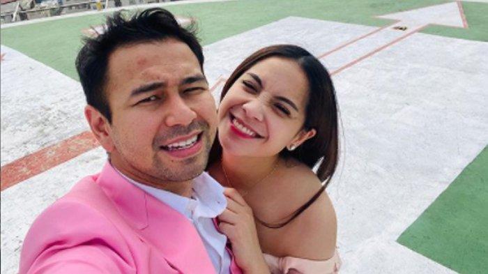 Raffi Ahmad dan Nagita Slavina cerita pisah ranjang 2 minggu.
