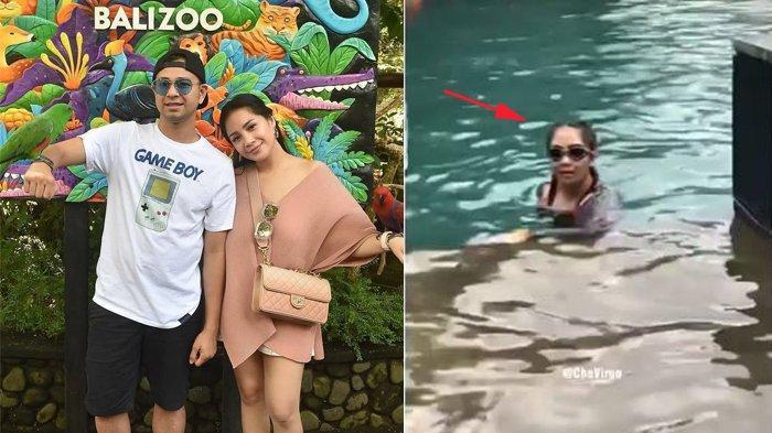 Terlihat Seksi & Cantik saat Berenang, Ternyata Nagita Slavina Pakai Baju Seharga Diatas Rp 1 Juta