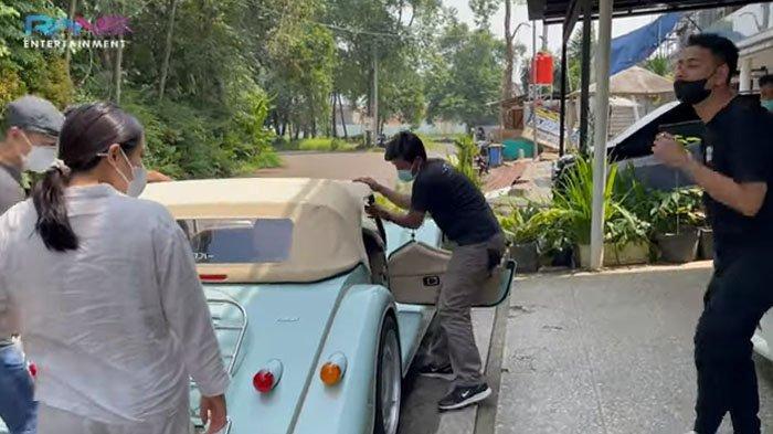 Raffi Ahmad ingin tambah koleksi mobil klasiknya