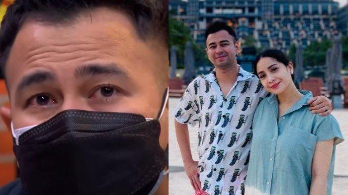 Dengar Dosa Suami Menyakiti Istri, Raffi Nangis: Beruntung Punya Gigi, Bisa Memaafkan & Terima Aku
