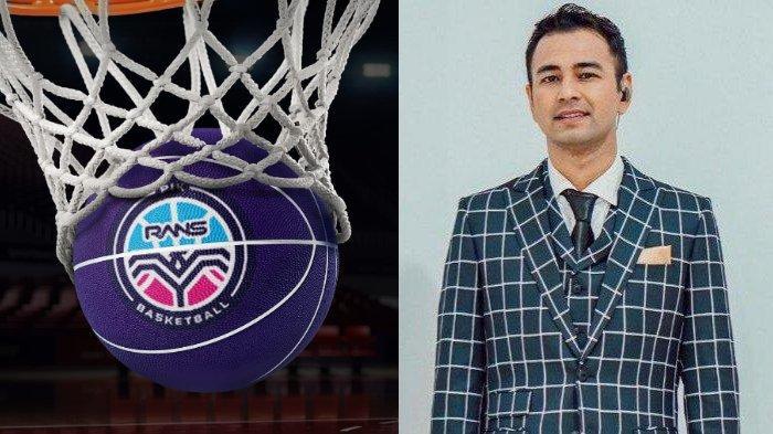Setelah Klub Bola, Raffi Ahmad Kini Punya Tim Basket RANS PIK Basketball, Siapa Saja Pemainnya?
