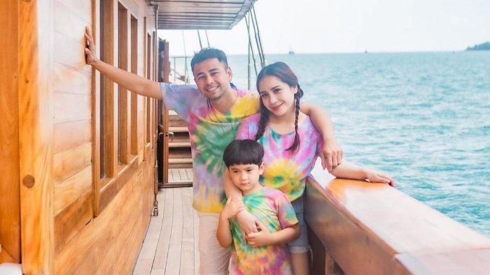 POPULER Tak Ada Hari Valentine untuk Raffi Ahmad & Nagita Slavina: Kita mah Setiap Hari Kasih Sayang