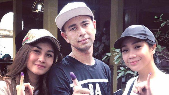 Gunakan Hak Suara untuk Pertama Kalinya, Raffi Ahmad Mengaku Harus Antre Sampai Satu Jam