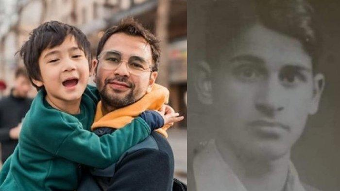 BARU TERUNGKAP! Kakek Raffi Ahmad Ternyata Pendakwah & Saudagar Pakistan, Ini Sosok Buyut Rafathar
