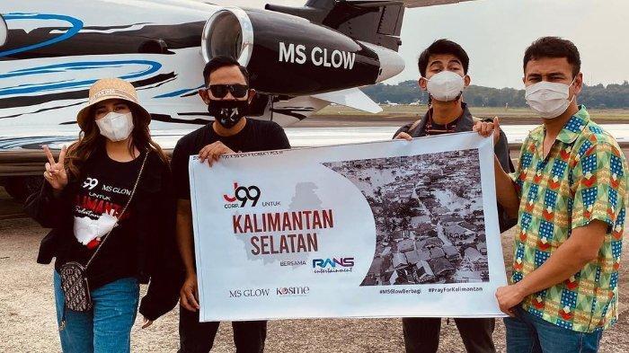 Raffi Ahmad Tak Ikut ke Kalsel Salurkan Bantuan, Suami Nagita: Takut Orang Salah Mengartikan Lagi