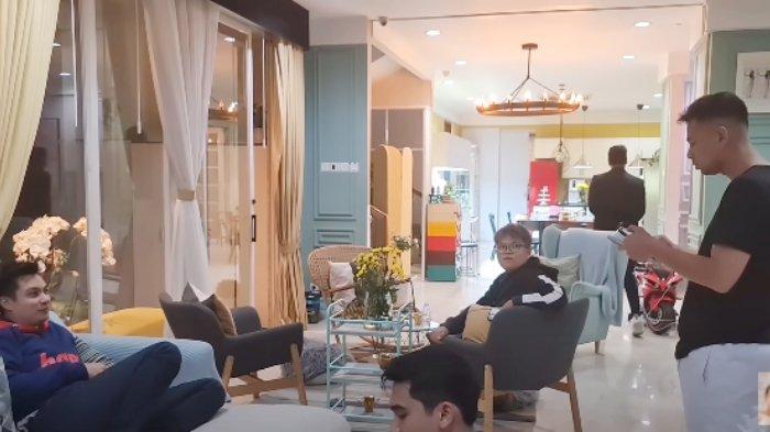 Raffi Ahmad tanya ke Baim Wong soal ultah Kiano Tiger Wong