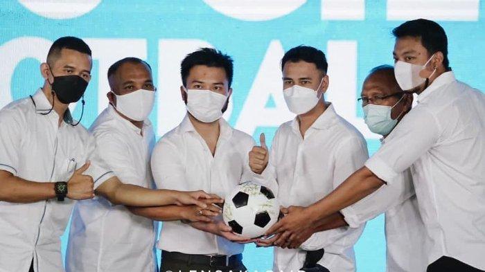 Raffi Ahmad ubah nama Cilegon United FC jadi RANS Cilegon FC