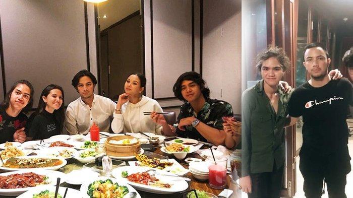 Kenalan Yuk dengan Raffi Alfaraby Ramadhan, Keponakan Ahmad Dhani yang Ganteng & Jago Nge-band