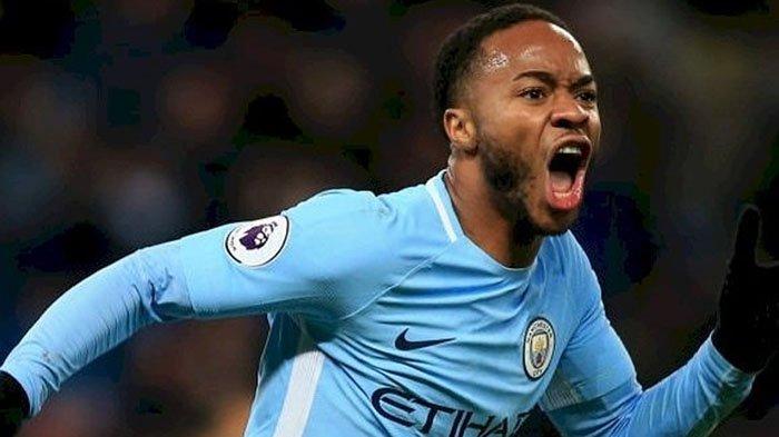 Hasil Pertandingan Manchester City vs Watford, Hattrick Sterling Bawa The Citizens Raih Kemenangan