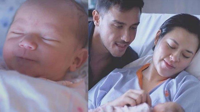4 Fakta Menarik Kelahiran Putri Pertama Raisa - Hamish, Arti Nama Hingga Ucapan Selamat dari Sutopo