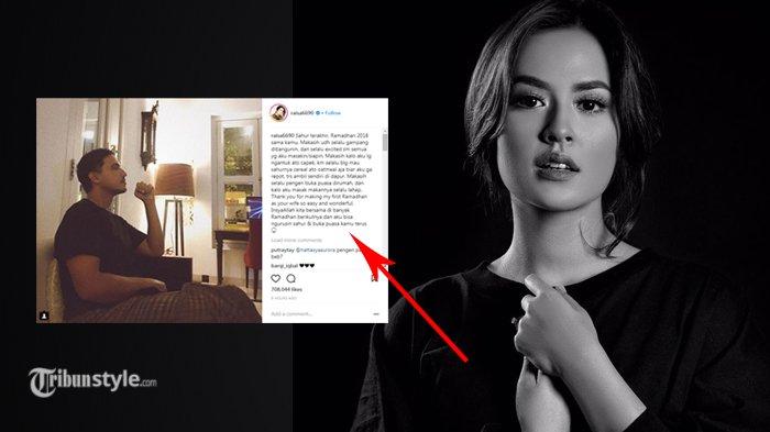 Raisa Beri Ucapan Manis tuk Hamish Daud Usai Lewati Sahur Terakhir, Netizen: So Sweet