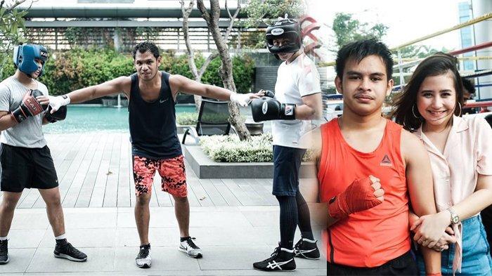 Inilah Raja Latuconsina, Adik Cowok Prilly Latuconsina, Hobinya Boxing Bareng Reino Barack