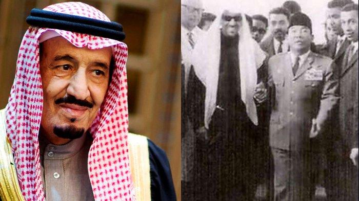 Raja Salman Kaget Bung Karno Ternyata Lakukan Hal Ini di Makam Rasulullah SAW