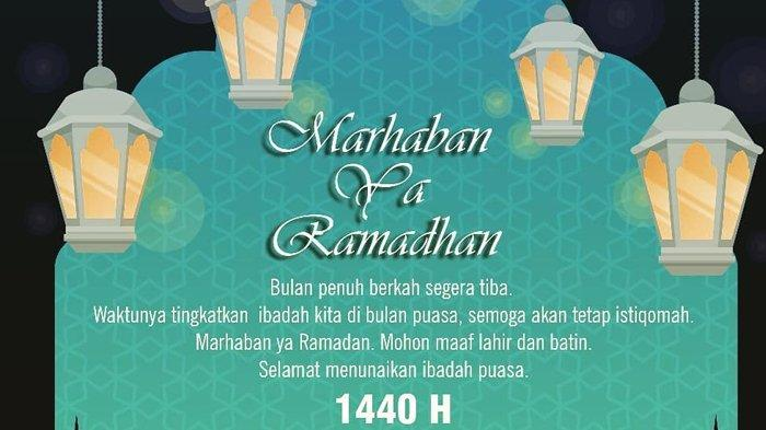 JADWAL IMSAKIYAH 2019 - Bacaan Niat Berbuka, Santap Sahur ...