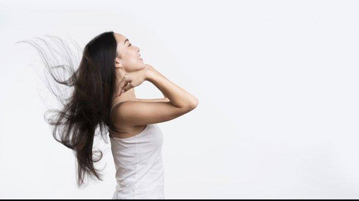 Rambut bebas ketombe (Ilustrasi)