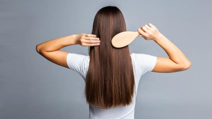 Rambut sehat bebas ketombe