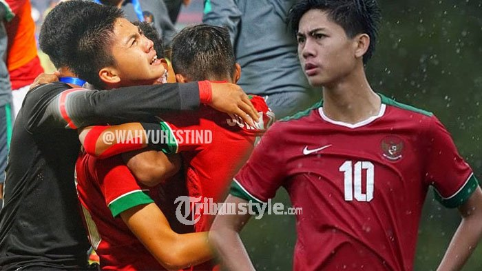 Miliki Wajah Mirip Iqbaal Ramadhan, Pemain Timnas U-16 Ini Curi Perhatian, Dilan Main Bola?