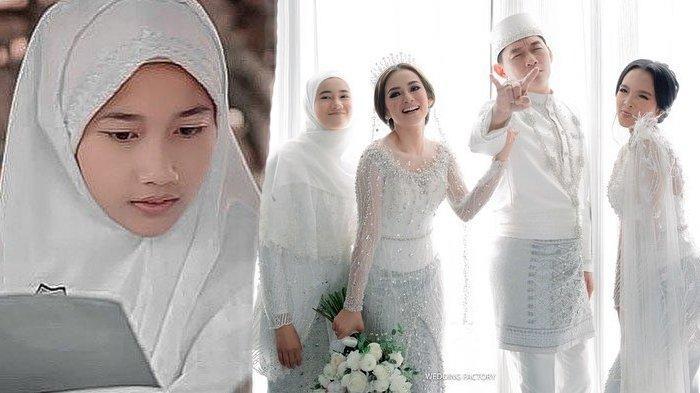 SOSOK Rania Dzaqira, Putri Ifan Seventeen dari Dokter Cantik Ghea Gayatri yang Pilih jadi Santri