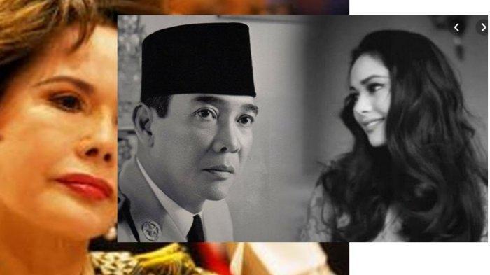 TERKUAK Rahasia Istri Bung Karno, Ratna Sari Dewi, Nenek Cantik di Usia 78 'Suka Dansa & Bertualang'