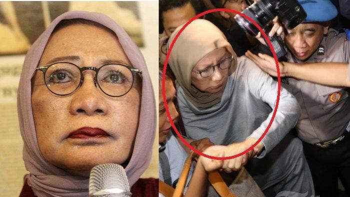 Berikut Beberan Kronologi Lengkap Penangkapan Ratna Sarumpaet di Bandara Soekarno Hatta, Kamis Malam