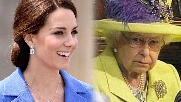 Ternyata Ratu Elizabeth II Pernah Beri Julukan 'Putri Pemalas' untuk Kate Middleton, Kenapa ya?