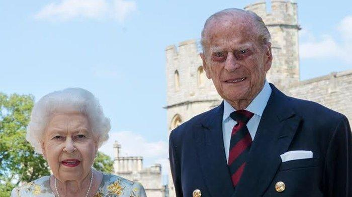 Ratu Elizabeth II dan Pangeran Philip.