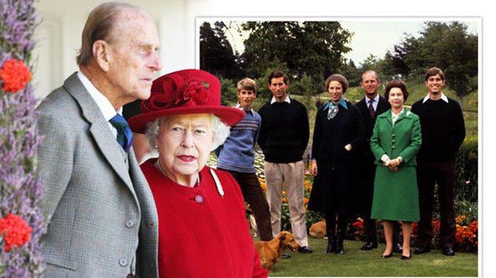 Selain Pangeran Charles, Inilah 3 Anak Ratu Elizabeth II dan Pangeran Philip yang Jarang Terekspos