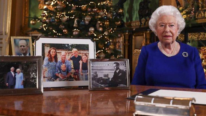 Ratu Elizabeth II Jalankan Tradisi Membuat Pidato Tahun Ini