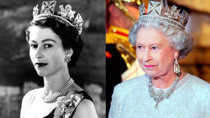 Naik Tahta di Usia 25 Tahun, Sederet Foto Ini Buktikan Anggunnya Ratu Elizabeth II Saat Jadi Ratu - TribunStyle.com