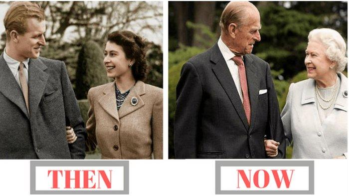 7 Foto Pangeran Philip Saat Masih Muda, Suami Ratu Elizabeth II yang Kini Telah Berusia 97 Tahun!