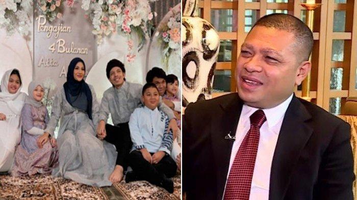 POPULER Amora & Kellen Akrab dengan Keluarga Anang di Pengajian Aurel, Raul Lemos Beri Pesan Manis