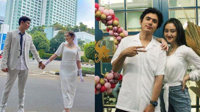 Rayn Wijaya Unggah Foto Ala Prewedding Bersama Ranty Maria, Kode Hari Bahagia Sudah Dekat?