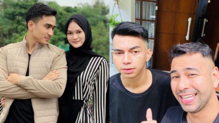 Lutfi Agizal, Nadya Indri, Dimas Ramadhan dan Raffi Ahmad.