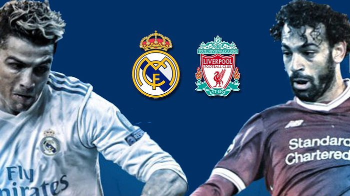 Live Streaming Real Madrid Vs Liverpool di SCTV 01.45 WIB - Final Liga Champions 2018