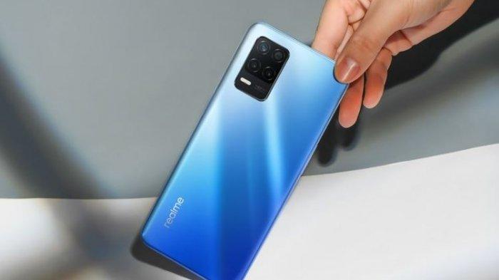 Realme 8 5G Resmi Meluncur di Indonesia, Ponsel 5G Termurah, Ini Spesifikasi Lengkap dan Harganya
