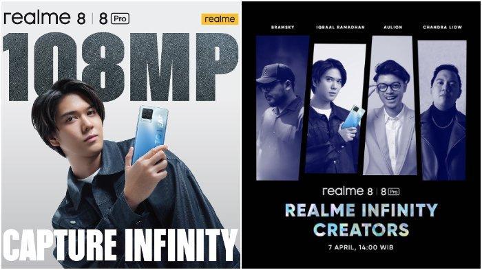 POPULER Perbandingan Realme 8 vs Realme 8 Pro, Performa Gaming Tak Jauh Beda, Worth-It Mana?