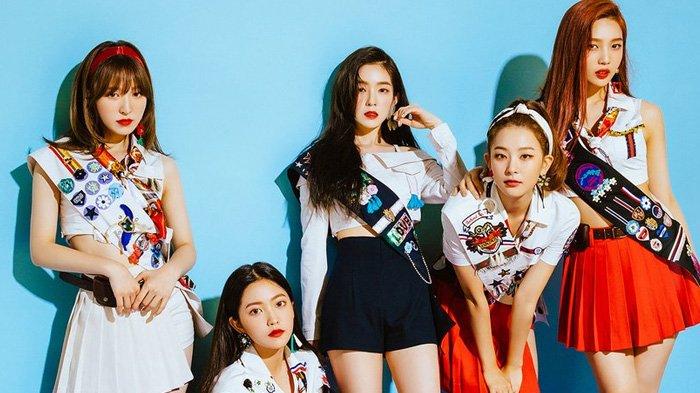 Power Up Antarkan Red Velvet Raih Perfect All Kill untuk Pertama Kalinya Sejak Debut