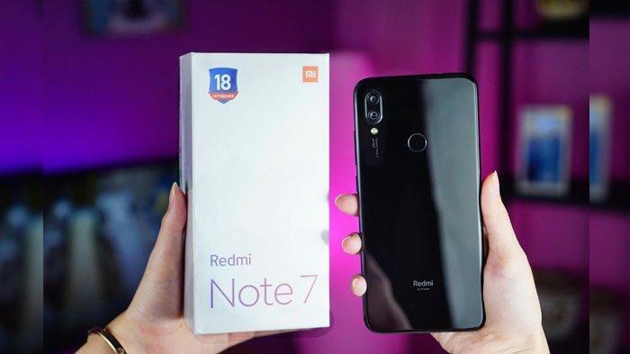 Redmi Note 7 HP Harga di Bawah Rp 2 Jutaan Sudah Dapat Kamera 48 Megapiksel