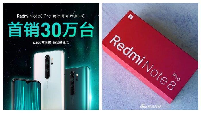 Redmi Note 8 Pro Laris Dibeli 300.000 Unit Dalam Penjualan Pertamanya, Ini Harga dan Spesifikasinya