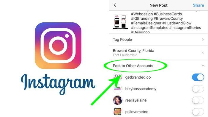 Regram - Ini Fitur Terbaru Instagram, Bisa Posting ke Beberapa Akun Sekaligus, Begini Caranya