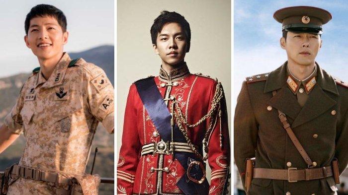 5 Rekomendasi Drama Korea Bertema Militer, Dibintangi Song Joong Ki, Lee Seung Gi hingga Hyun Bin