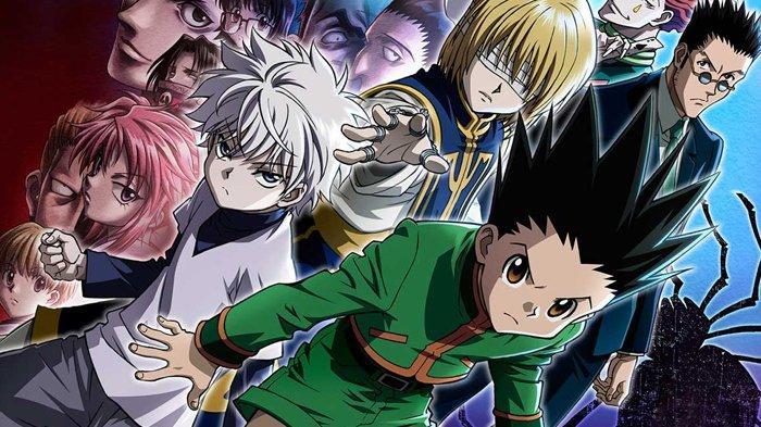 5 Rekomendasi Anime Action dengan Cerita Petualangan Seru, Ada Demon Slayer hingga Hunter x Hunter