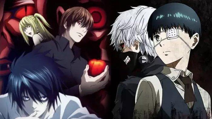 5 Rekomendasi Anime Supernatural yang Menarik untuk Ditonton, Ada Death Note hingga Tokyo Ghoul